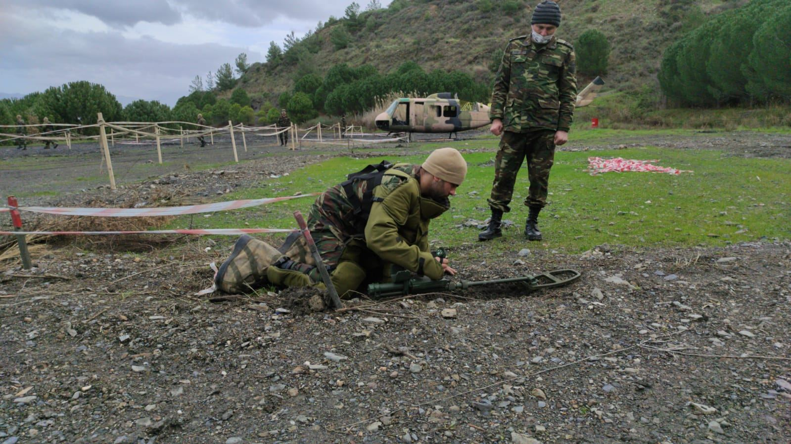 Azerbaijani soldiers successfully complete two-week course in Turkey (PHOTO) - Gallery Image
