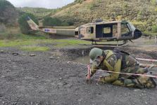 Azerbaijani soldiers successfully complete two-week course in Turkey (PHOTO) - Gallery Thumbnail