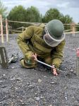 Azerbaijani sappers complete special demining course in Turkey (PHOTO) - Gallery Thumbnail
