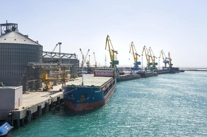 Kazakhstan publishes 2020 containerized cargo handling figures