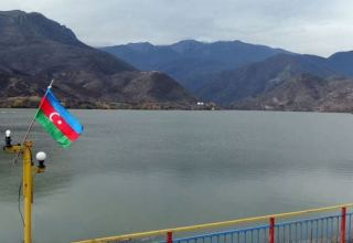 Plan for restoration and development of water sector complexes in liberated lands submitted to Azerbaijani government