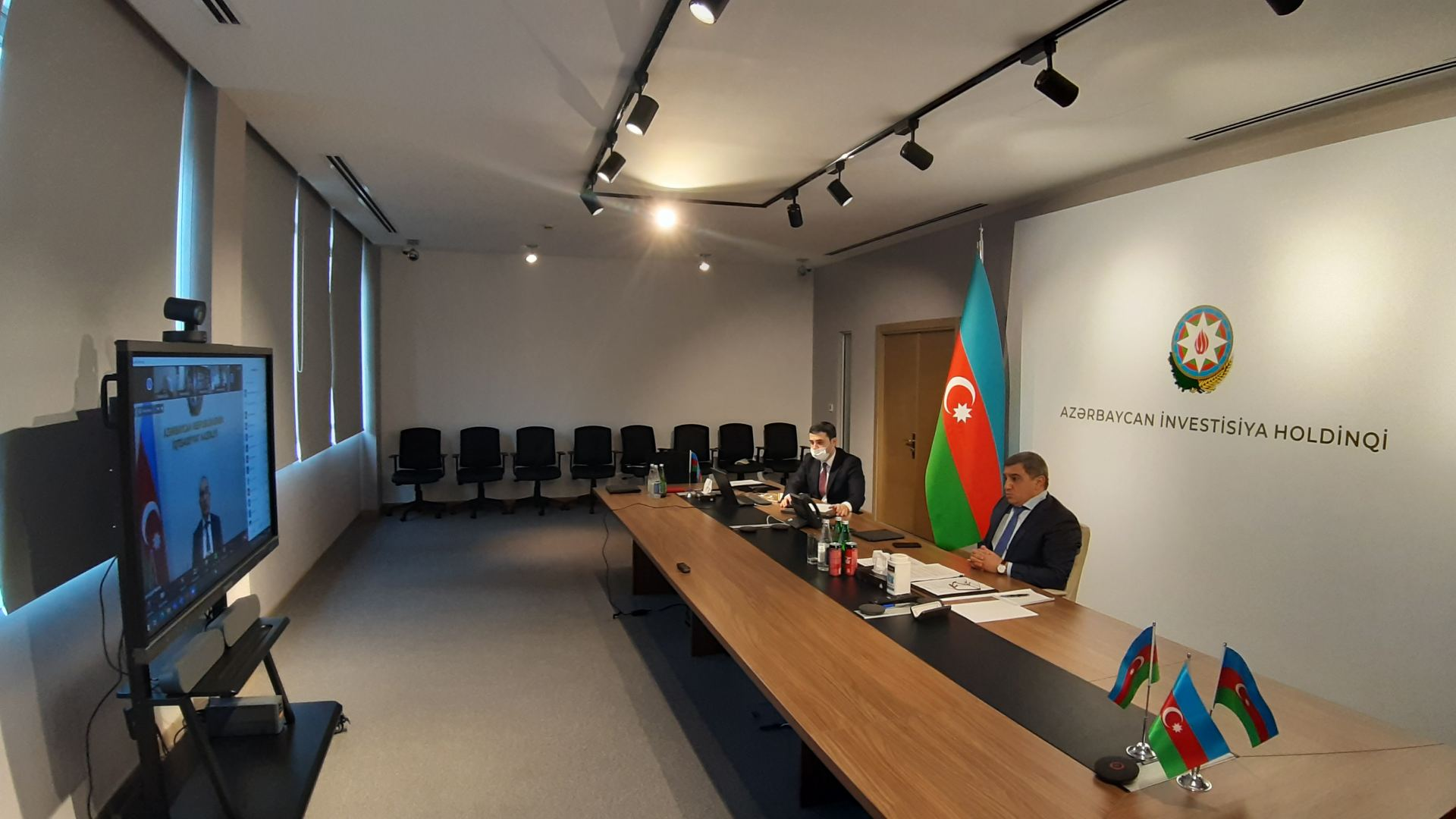 Supervisory Board of State Oil Company of Azerbaijan holds first meeting (PHOTO) - Gallery Image