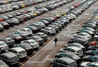 Azerbaijan's import of cars from Turkey drops