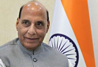 Defence Minister Rajnath Singh begins 3-day visit to Dushanbe to attend SCO meet