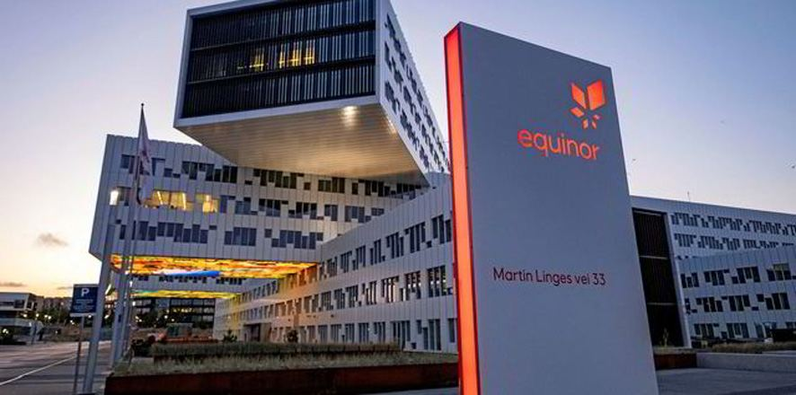 Equinor's purchases fall by almost 30% due to lower average prices for liquids, gas