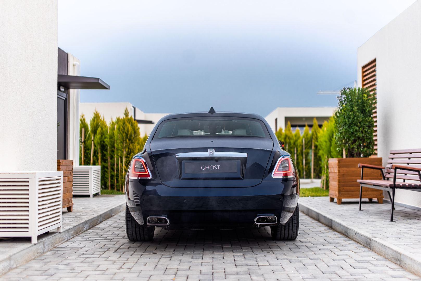 Совершенство в простоте Improtex Motors представил новый Rolls-Royce Ghost (ФОТО) - Gallery Image