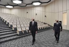 Президент Ильхам Алиев принял участие в открытии нового комплекса  административного здания Генеральной прокуратуры (ФОТО/ВИДЕО) - Gallery Thumbnail