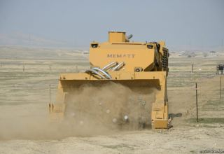 Azerbaijan's Mine Action Agency eyes to purchase new mine clearance equipment
