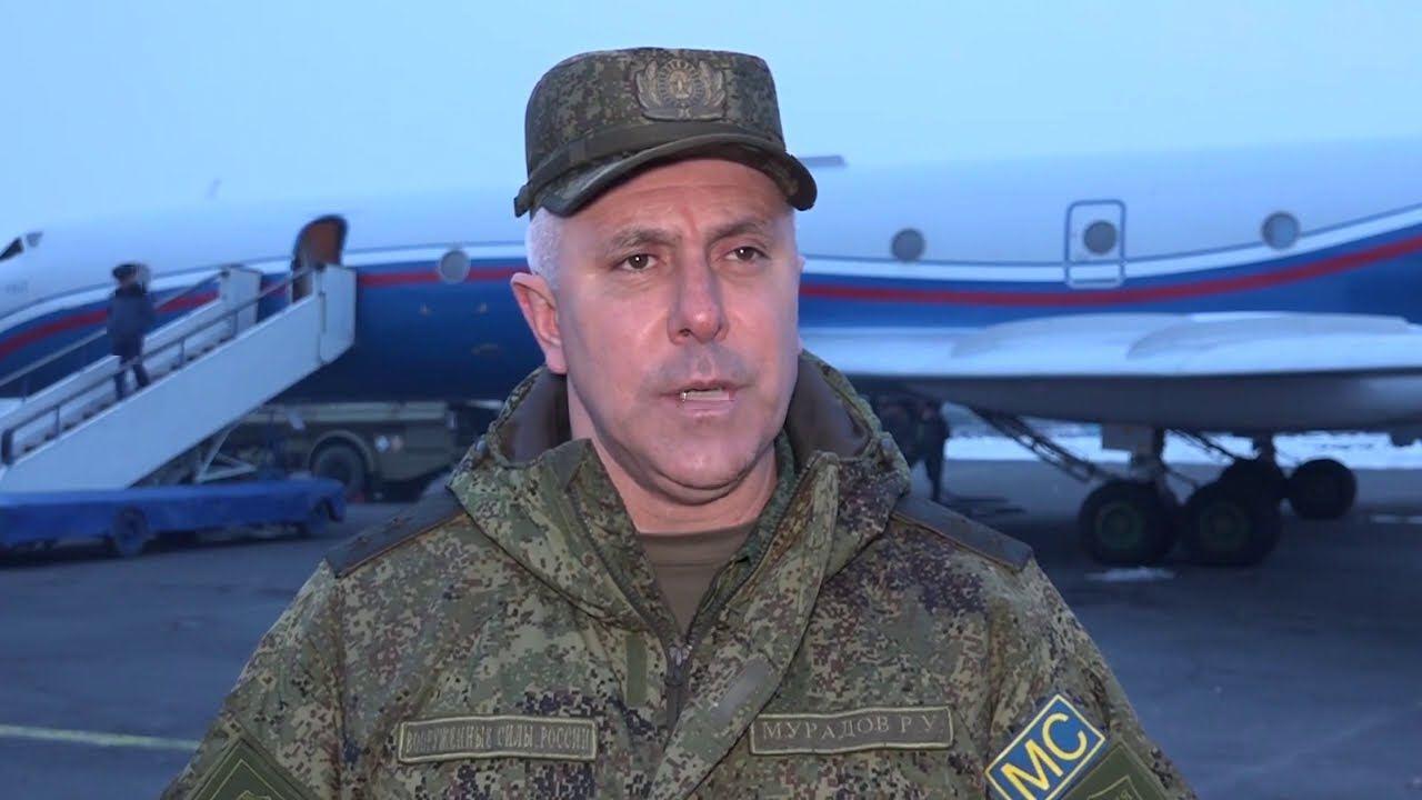 Rusiya sülhməramlılarının komandanı Ermənistan hakimiyyətini yalançı və təxribatçı adlandırıb
