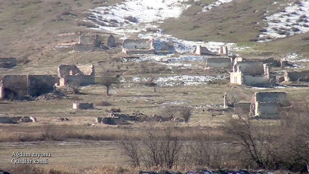 Ağdam rayonunun Qurdlar kəndi (FOTO/VİDEO) - Gallery Image