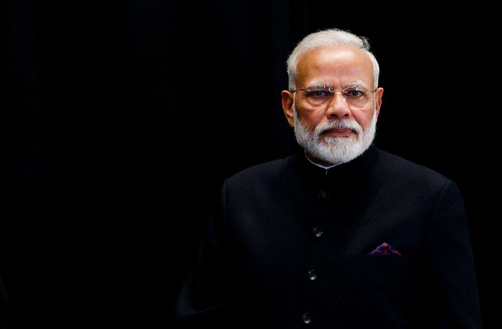 Hindistanın baş naziri iqlim və təmiz enerji üzrə Hindistan-ABŞ tərəfdaşlığını elan edib