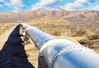 Kazakhstan's revenues from transportation via pipelines down