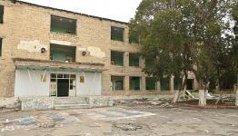 Представители ЮНИСЕФ и МККК побывали на разрушенных территориях в Гяндже и Тертере (ФОТО) - Gallery Thumbnail