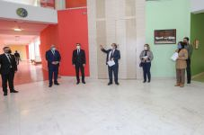 WHO launches PROACT-Care project on strengthening primary health care services in Azerbaijan's Shamakhi district (PHOTO) - Gallery Thumbnail