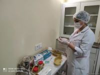 Azerbaijan begins vaccination of military personnel - Trend TV reports (PHOTO) - Gallery Thumbnail