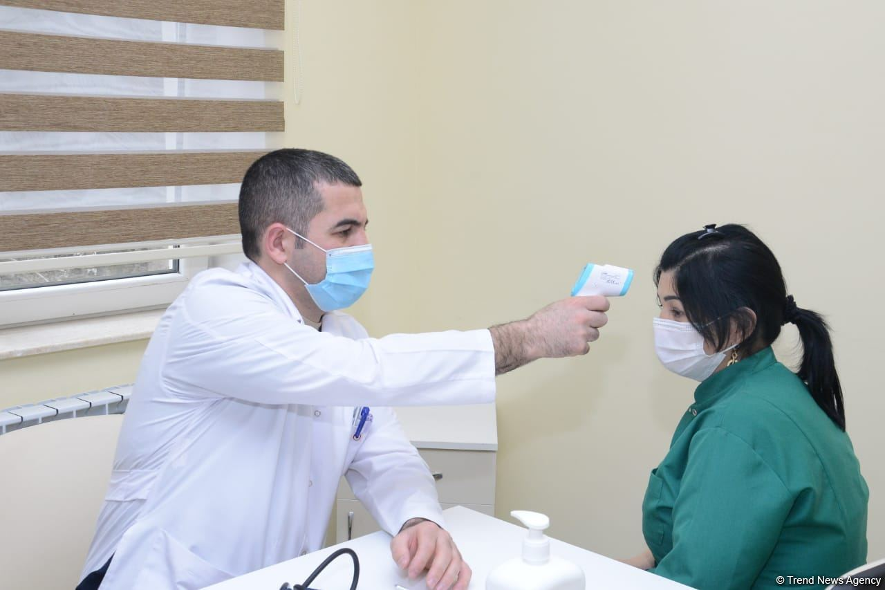 Azerbaijan begins vaccination of military personnel - Trend TV reports (PHOTO) - Gallery Image