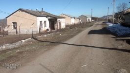 Footage from Jinli village of Azerbaijan's Aghdam district (PHOTO/VIDEO) - Gallery Thumbnail