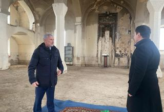 Russian MP witnesses vandalism of Armenians in Aghdam (PHOTO)