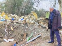Russian MP acquainted with barbarity of Armenians in Barda - Trend TV - Gallery Thumbnail