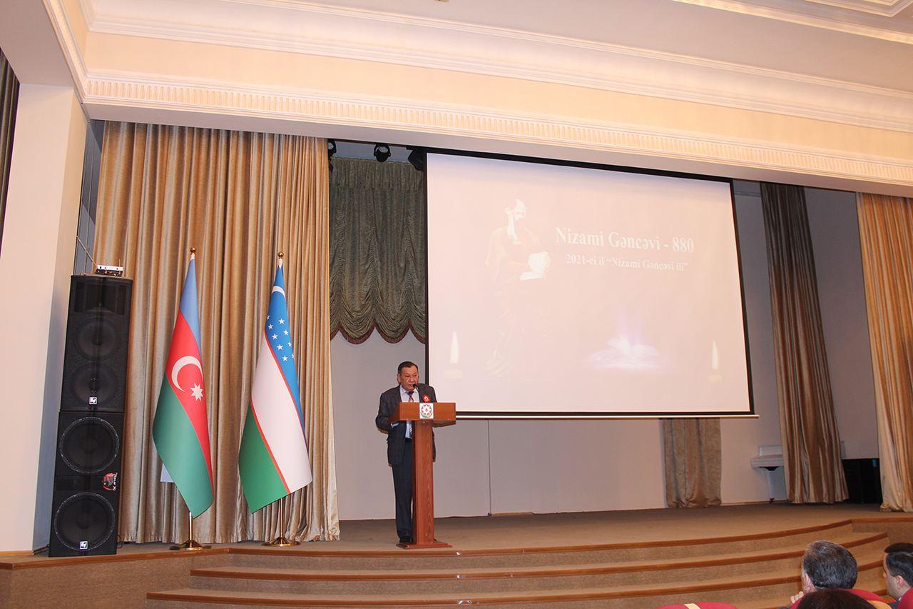В Узбекистане отмечают Год Низами Гянджеви (ФОТО) - Gallery Image