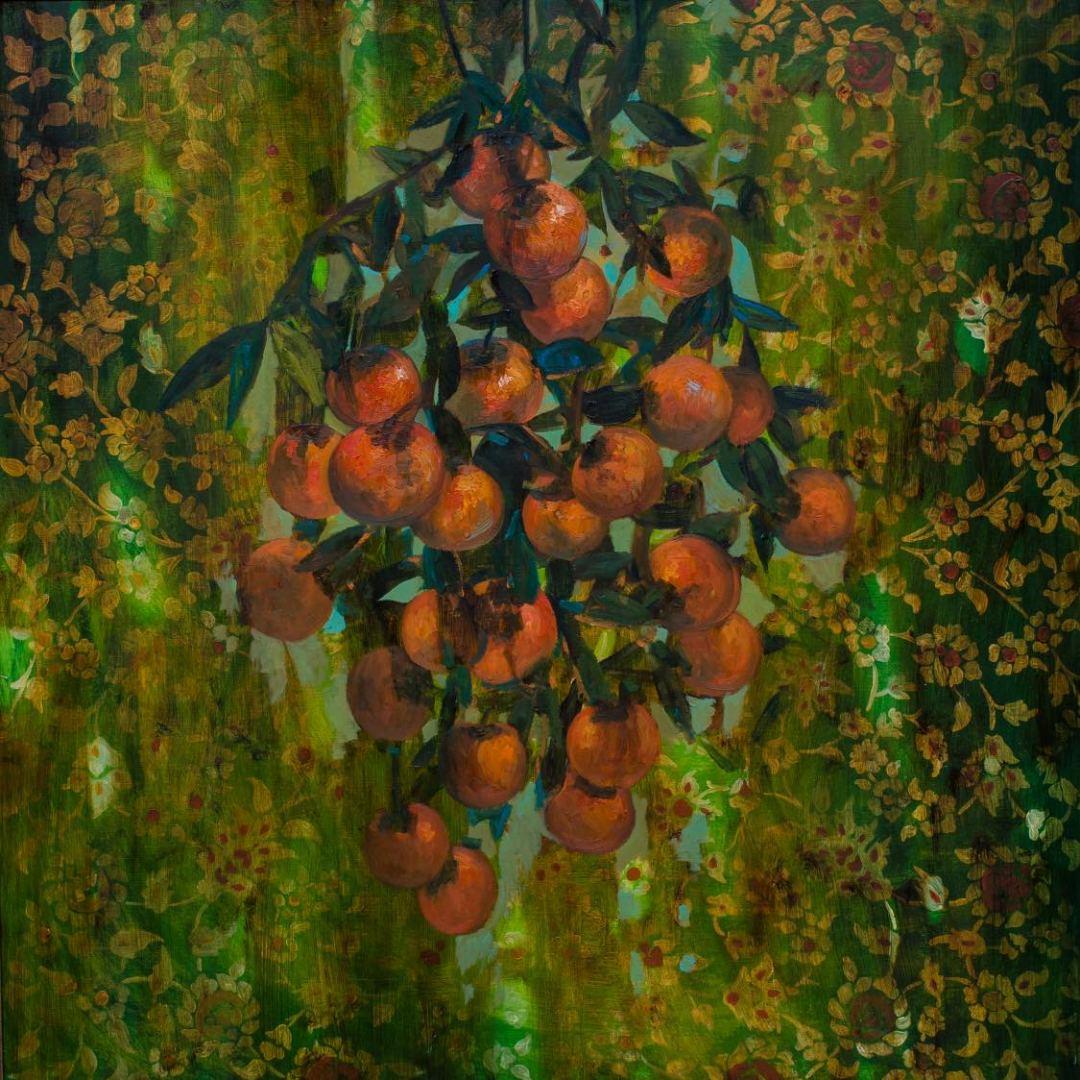 Необычный праздник - День смешивания разных красок в ярких композициях Милены Набиевой (ФОТО) - Gallery Image