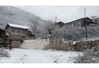 Azerbaijan shows footage from Aghdam village of Khojavend district (PHOTO/VIDEO)
