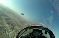 Azerbaijan releases footage on airstrikes of Su-25 attack on Armenian Armed Forces during Karabakh war (PHOTO/VIDEO) - Gallery Thumbnail
