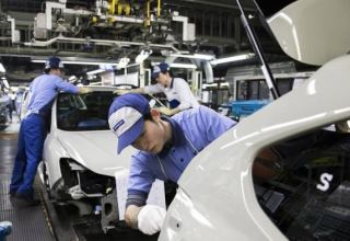 Chip shortage leads Japan automakers to post 4.5% slump in January global output