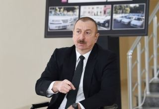 According to our information, about 6,000-7,000 invaders were killed - President of Azerbaijan