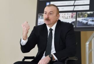 Relatives of those in Armenia killed in war didn't even receive a hut, let alone a house - President Aliyev