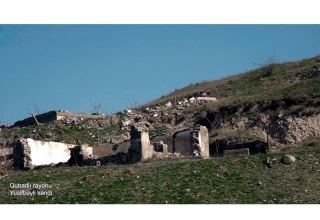 Azerbaijan shares footage from Gubadly district's Yusifbayli village (VIDEO)