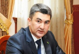 New Ambassador of Turkmenistan accredited in Kazakhstan