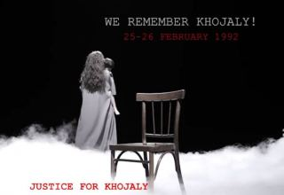 Portugal's 'Original Features' shoots film about Khojaly genocide (VIDEO)