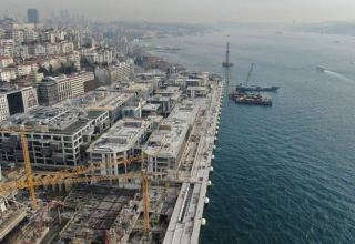 Istanbul's major Galataport project to go live in April