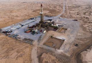 Iran talks investments made into Azar joint oil field with Iraq