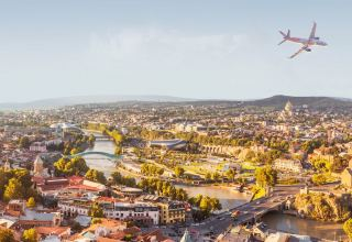 Buta Airways Launches Flights to Tbilisi