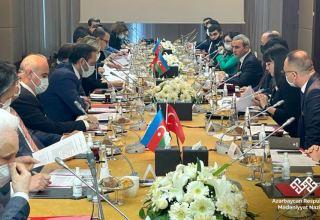 Ankara hosts meeting of Joint Azerbaijan-Turkey Commission on Culture (PHOTO)