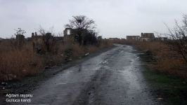 Azerbaijan shares footage from Aghdam district's Gulluja village (PHOTO/VIDEO) - Gallery Thumbnail