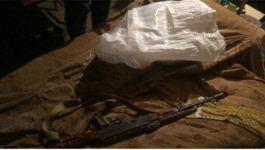 Cəlilabadda narkotik alan şəxsin evindən silah-sursat aşkarlandı (FOTO) - Gallery Thumbnail