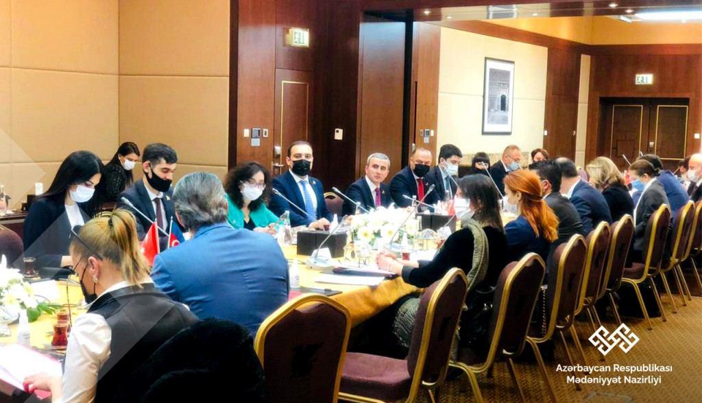 Ankara hosts meeting of Joint Azerbaijan-Turkey Commission on Culture (PHOTO) - Gallery Image