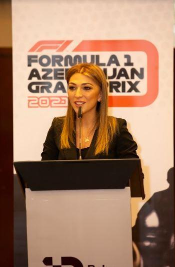 Началась аккредитация национальных СМИ на 2021 Гран При Азербайджана Формулы 1 (ФОТО) - Gallery Image