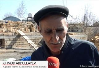 Azerbaijan reconstructs houses damaged during Second Karabakh War – Trend TV