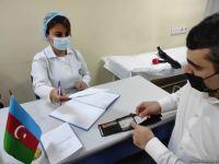 Проводится вакцинация сотрудников МЧС Азербайджана (ФОТО/ВИДЕО) - Gallery Thumbnail