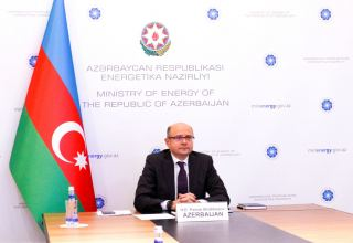 Azerbaijan agrees to continue existing oil production cuts in April (PHOTO)