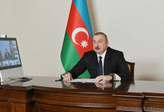 We condemn unequal, unfair distribution of vaccines among developing and developed countries - President Aliyev