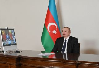 "We invite ECO member states to benefit from ""Zangazur corridor"" - President of Azerbaijan"
