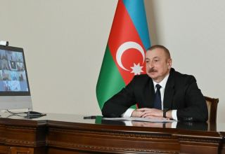 Now we are looking into future - President Aliyev