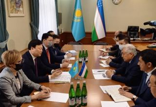 Kazakhstan, Uzbekistan ink agreement to step up cooperation in healthcare