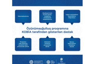 Azerbaijani Agency for Development of SMEs continues to support self-employment program