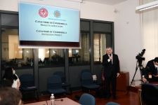 Initiated by Mehriban Aliyeva, Heydar Aliyev Foundation makes new contribution to protection of world and religious heritage in Vatican (PHOTO) - Gallery Thumbnail
